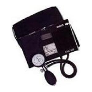 Complete Sphygmomanometer with Hand Aneroid Gauge