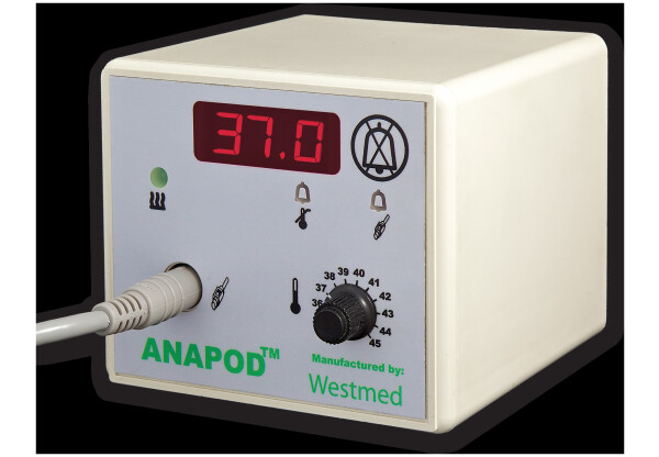 ANAPOD Anesthesia Controller with Temp Probe and Pole Mount Bracket