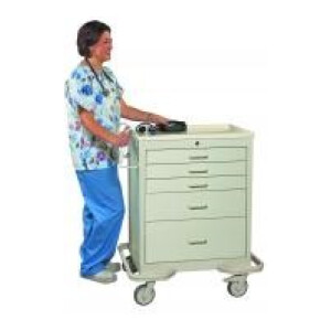 Recovery Room Cart