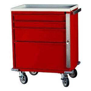 Basic Attendant Cart