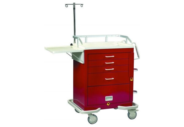 Crash Cart Emergency Accessory Package ONLY, Cart NOT Included