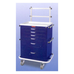 Universal Anesthesia Cart