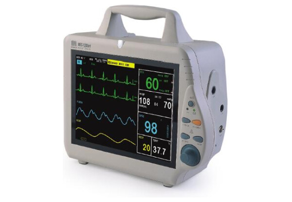 Portable Veterinary Monitor, MEC-1200