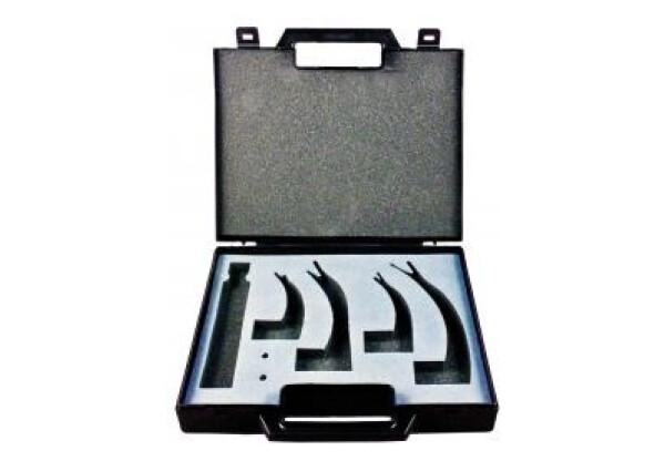 Laryngoscope Carrying Case, Ridged, MRI Safe