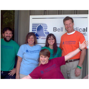 "Bell Medical ""Sleep With the Best"" T-shirt"