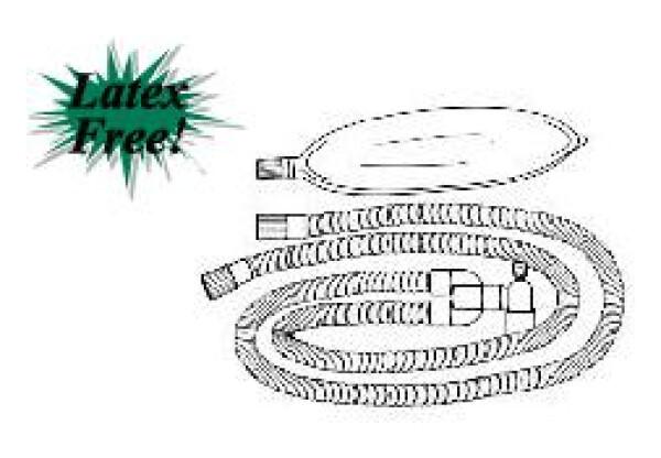 Latex Free Breathing Circuits