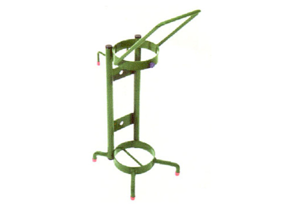 Single D & E Size Cylinder Stand